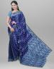 Dumurful Jamdani Design Half Silk Tangail Saree - SHV52