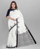 Handloom Bomkai Cotton Sharee with Blouse Piece - SRH24