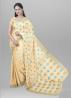 Handloom Dalash Cotton Saree with Blouse Piece - SRH19