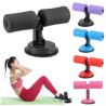Home Gym Suction Fitness Abdominal Equipment Sit Up Bar Stand Tool