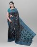 Jamdani Design Tangail Half Silk Saree - SHS05