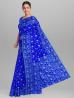 Jamdani Design Tangail Half Silk Saree - SHS01