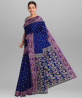 Jamdani Half Silk Saree for Women - SIS11