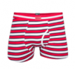 Men's Boxer Red And White WC 201659L