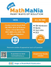 MoM Math Mania Many Ways Of Solution