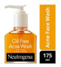 Neutrogena Oil-Free Acne Wash (175ml)