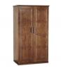 Oak Veneer Processed Wood Almirah MF-W-CBH-002