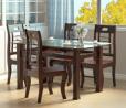 Regal Dining Set - TDH-301 & CFD-303 (6 Pieces)