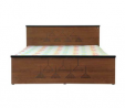 Regal Laminated Board Double Bed BDH-140