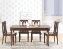 Regal Wooden Dining Set TDH-312 & CFD-312 (6 Pieces)