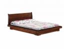 Regal Wooden Double Bed BDH-301