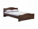 Regal Wooden Double Bed BDH-316