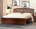 Regal Wooden Double Bed BDH-325