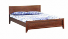 Regal Wooden Double Bed BDH-345