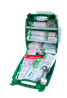 Safety First Aid Group Wall-Mounted First Aid Kit BS 8599 Compliant, Medium