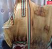 Shamu Silk Unstitched 3 Pieces Dress Set - MK34