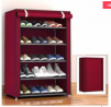 Shoe Rack Cabinet with Cover