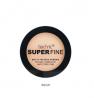 Technic Superfine Matte Pressed Powder - Snow White - 10g
