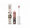 The Balm Meet Matte Hughes: Long Lasting Liquid Lipstick - Doting