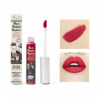 The Balm Meet Matte Hughes: Long Lasting Liquid Lipstick - Devoted