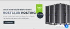 Unlimited web hosting $29.95 a year ... FREE domain
