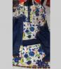 Unstitched Cotton 3 Pieces Dress Set MK32