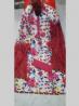 Unstitched Cotton 3 Pieces Dress Set MK31