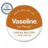Vaseline Lip Therapy Cocoa Butter Lip Balm Tin