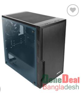 Antec VSK 10 Window Micro-ATX Case