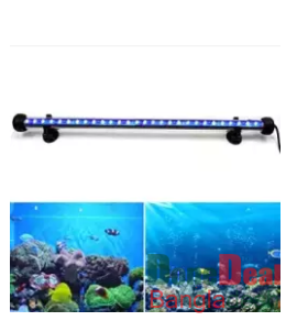 Aquarium Under water Light
