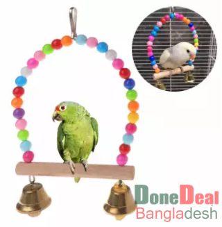 Bird's Swing Toy Colorful