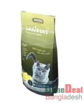 COZIE CAT Litter Lemon-5 Litter