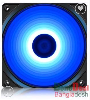 Deepcool RF 120B Blue LED Casing Cooling Fan