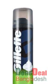Gillette Shaving Foam Lemon - 196gm (PC0056)