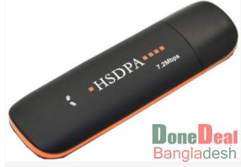 HSDPA 7.2 Mbps Downlink Speed USB Internet Modem