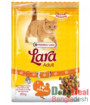 Lara Cat Food Turkey Chicken 350gm