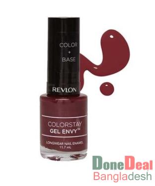 Revlon Colorstay Gel Envy Nail Enamel QUEEN OF HEARTS - 11.7 ml