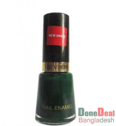 Revlon Nail Enamel Forest Green - 8 ml