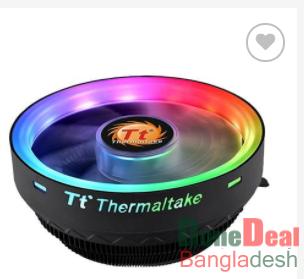 Thermaltake UX100 High Airflow Hydraulic Bearing ARGB Lighting CPU Cooler