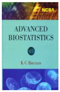 ADVANCED BIOSTATISTICS