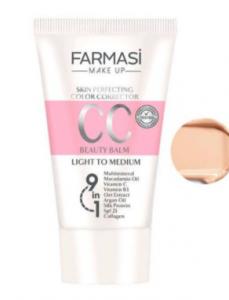 FARMASi CC Cream Light to Medium - FAR-003