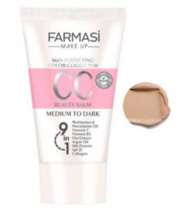 FARMASi CC Cream Medium to Dark - FAR-004
