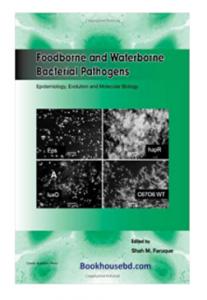 Foodborne and Waterborne Bacterial Pathogens: Epidemiology, Evolution and Molecu