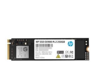 HP EX900 M.2 250GB PCIe NVMe Internal SSD