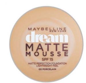 Maybelline Dream Matte Mousse Foundation 05 Porcelain