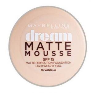 Maybelline Dream Matte Mousse Foundation 60 Vanilla