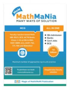 MoM Math Mania Many Ways Of Solution