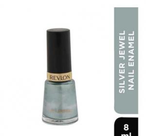 Revlon Nail Enamel Silver Jewel - 8 ml