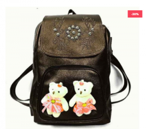 Stone Backpack for Ladies