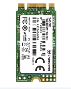 Transcend 420S 240GB M.2 SSD